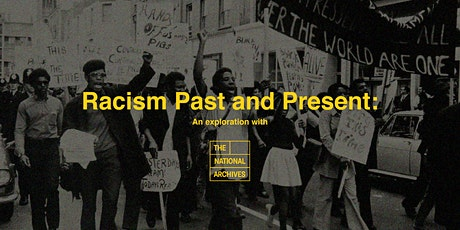 Racism Past and Present: the Mangrove Nine tickets