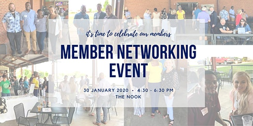 Catalyst Member Networking Event