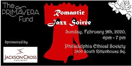 Romantic Jazz Soirée tickets