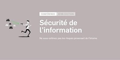 Conférence Sécurité de l'information - Événements Les Affaires