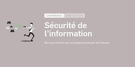 Conférence Sécurité de l'information - Événements Les Affaires tickets