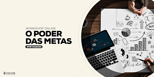 [BRASÍLIA/DF] WORKSHOP ON LINE - O PODER DAS METAS