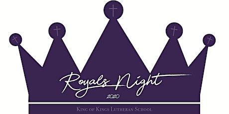 Royals Night tickets