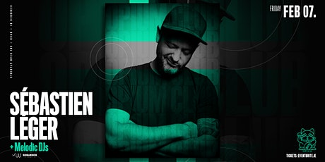 Sébastien Léger at Opium Club tickets