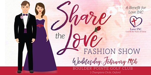 Share the Love Fashion Show