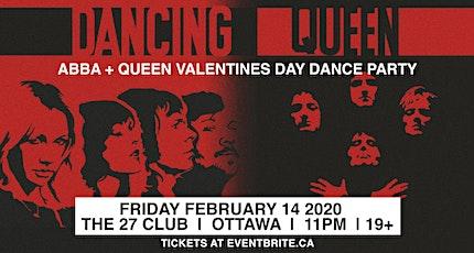 Dancing Queen: Abba + Queen Valentine Dance Party tickets
