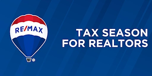 Tax Season For Real Estate Agents