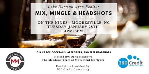 Mix, Mingle & Headshots