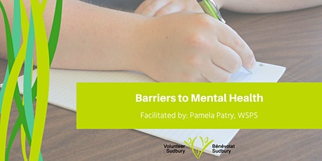 Barriers to Mental Health tickets