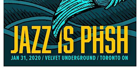 Jazz Is PHSH at Velvet Underground wsg Rich Grossman (The Lizards) tickets