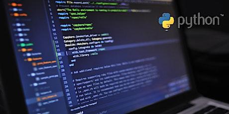 Python: Angewandtes Machine Learning (3 tägiger Workshop) Tickets