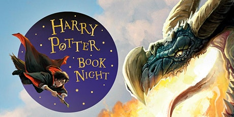 Harry Potter Book Night 2020 - 18+ Event tickets