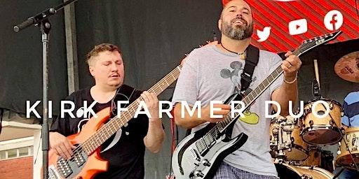 Kirk Farmer Duo at Burnt Barrel