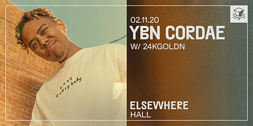YBN Cordae @ Elsewhere (Hall)