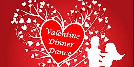 Valentine Dinner Dance tickets