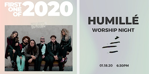 Humille Worship Night | 1st one of 2020