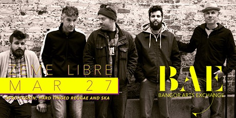 Zeme Libre at the Bangor Arts Exchange tickets