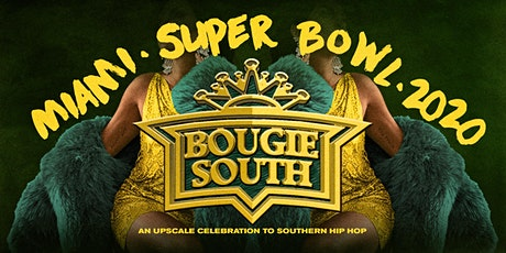 BOUGIE SOUTH • Super Bowl Friday Night @ RHouse tickets