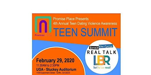 Promise Place's 4th Annual TEEN SUMMIT
