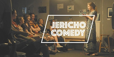 Jericho Comedy Sat @CommonGroundWorkspace