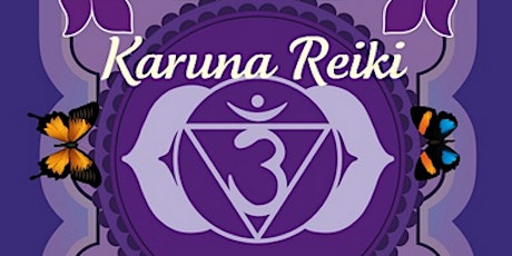 Karuna Reiki® Master/Teacher tickets