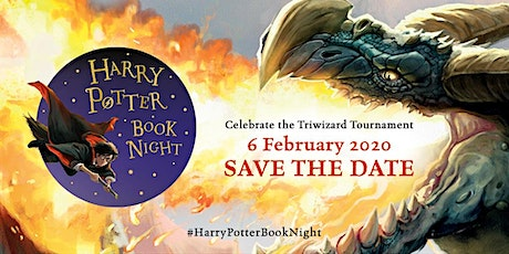 Harry Potter Book Night 2020- All Ages Event tickets