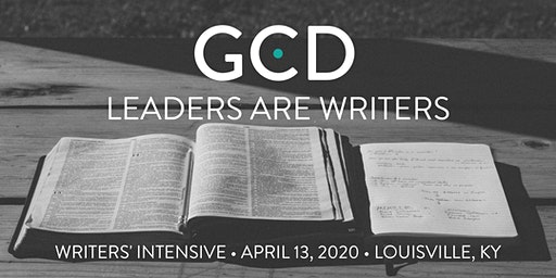 GCD Writers' Intensive