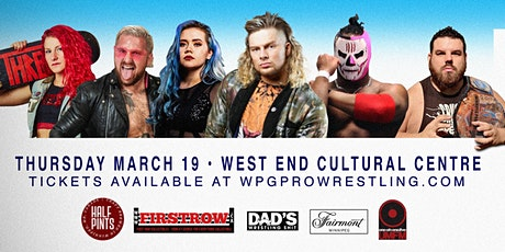 WPW LOOK WHO'S WRESTLING NOW tickets