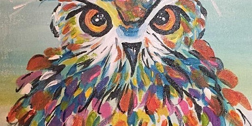 Hooty the Owl Painting Party
