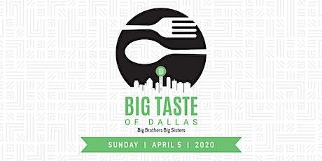 Big Taste of Dallas tickets