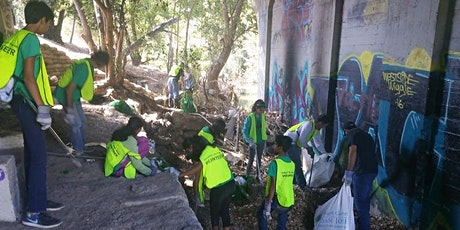 Midweek cleanups along Guadalupe River in between the rains tickets
