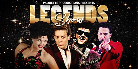 Legends Show tickets