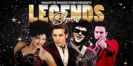 Legends Show tickets