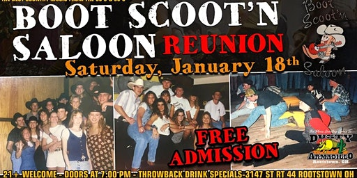 Boot Scoot'n Saloon Reunion