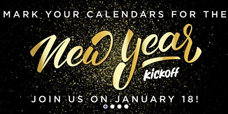 CANCELLED New Year's Kick Off CANCELLED tickets