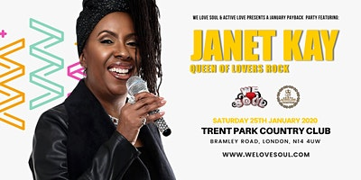 We Love Soul & ActiveLove Feat. Janet Kay Queen O