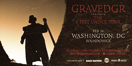 Bass Nation DC feat. GRAVEDGR tickets