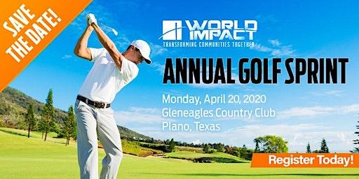 2020 World Impact Charity Golf Tournament