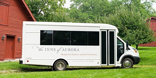Aurora Shoe Company Tour by Shuttle: 4 pm