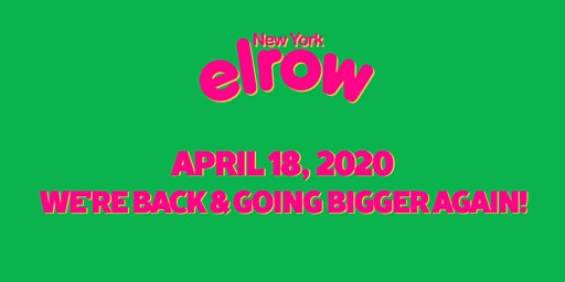 elrow NYC 2020 Residency Kickoff