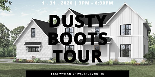 Dusty Boots Home Tour | Preview our 'Sublime' Magnolia Floorplan