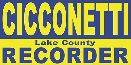 Campaign Kickoff - Gabe Cicconetti for Lake County Recorder