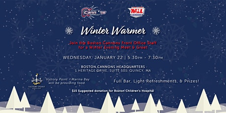 Winter Warmer Networking Happy Hour tickets
