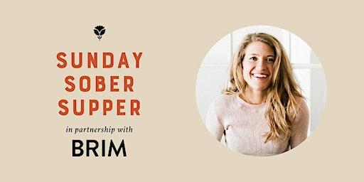 Sunday Sober Supper - Brim Restaurant