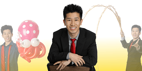 Mill Valley LiVE - Perry Yan Magic Show & Balloon Art tickets