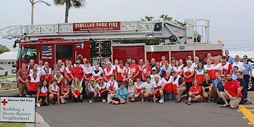 Pinellas Park Fire Department Community Smoke Alarm Sweep Volunteers Needed