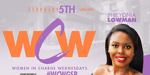 Woman in Charge Wednesday