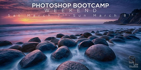 Photoshop Boot Camp Weekend-WRK600(PS50) tickets
