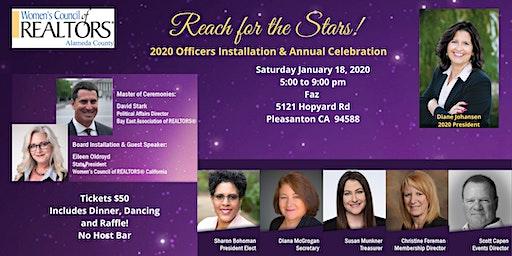 Women's Council of Realtors Alameda County - 2020 Installation