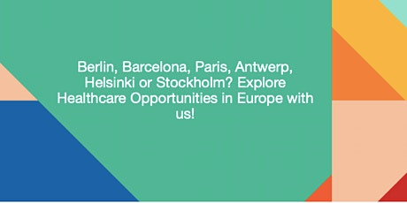 SXSW20: HealthTech made in Europe: Explore, Connect & Grow tickets